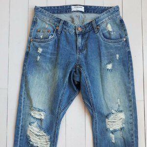 One Teaspoon LONELY BOYS Rigid Tapered Leg Jeans